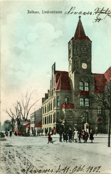 Rathaus Nowawes
